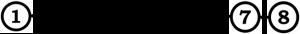 Progressbar(1-8)